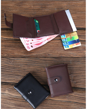 New Arrival Wedacrafts RFID multi card leather <strong>wallet</strong>
