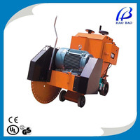 HXR700E 11KW electric used concrete cut off saw asphalt road cutter