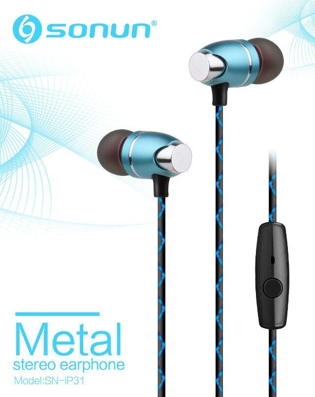 2017 Cheapest earbuds aviation earphones for airline and bus