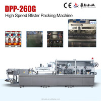 CE approved High Speed Pharmaceutical Blister Packaging Machine
