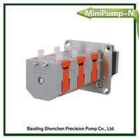 Best quality oil filled sand suction pumping system,hot selling stocked precison mini peristaltic pump