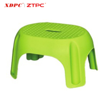 Factory direct sale new style mini one chair step plastic stool
