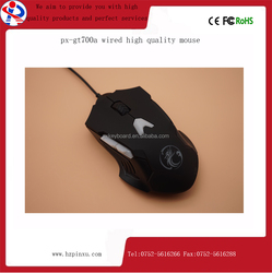 fation style 2.4g ergonomic apprance best cheapest blue tooth optical wired mouse