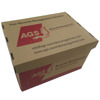 A4 / A3 paper hard duty corrugated archive paper packing box for shipping