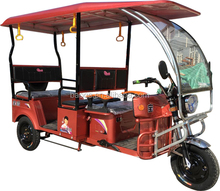 China newest electric auto rickshaws sale with 3 wheeler for passenger