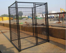 factory direct dog kennel gate panel/dog kennel fence panel