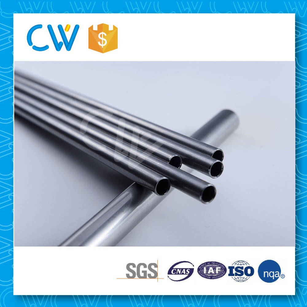 Small diameter SAE J524 1008-1015 precision products cold drawn seamless chrome steel tube