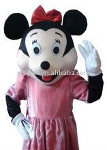 TF-1028-1 Adult Micky Mouse Cartoon Costumes/Animal Mascot Costume
