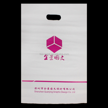 Customized flexo printing shoppers and plastics bags