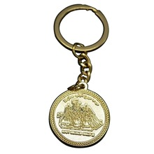 Boat Key Chain Cheap Custom Keychains No Minimum