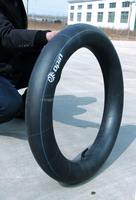 TOP GOOD quality motorcycle butyl inner tube 300-17