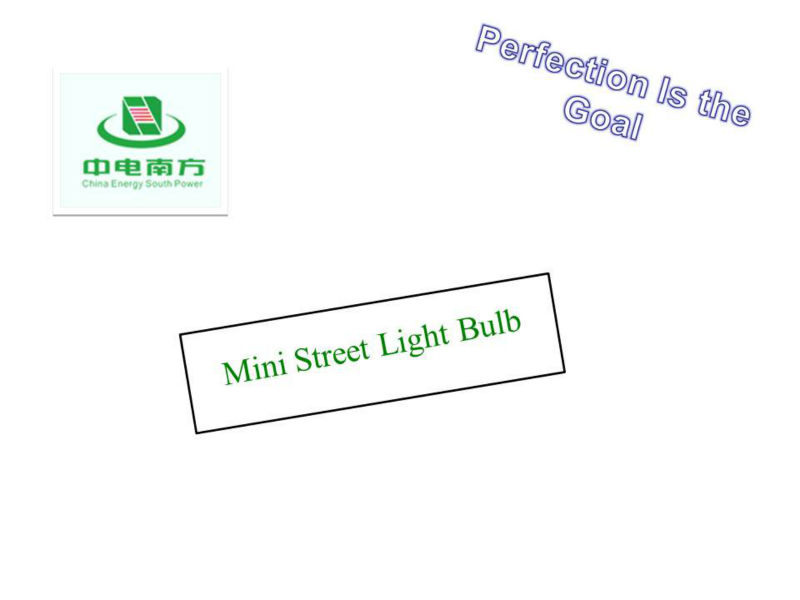 30W mini solar garden led street spot parking light