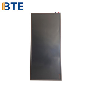 China flat panel solar collectors for swimming pool