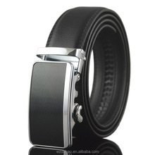 Fashion Custom 3.5cm Automatic Belt Mexican Leather Belts For Men