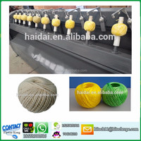 New sisal jute yarn ball winding machine