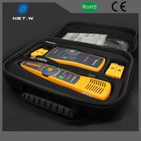UTP STP Cat5 Cat6 RJ45 LAN Network Cable Tester Line Finder RJ11 Telephone Wire Tracker Tracer Diagnose Tone Network Tool Kit