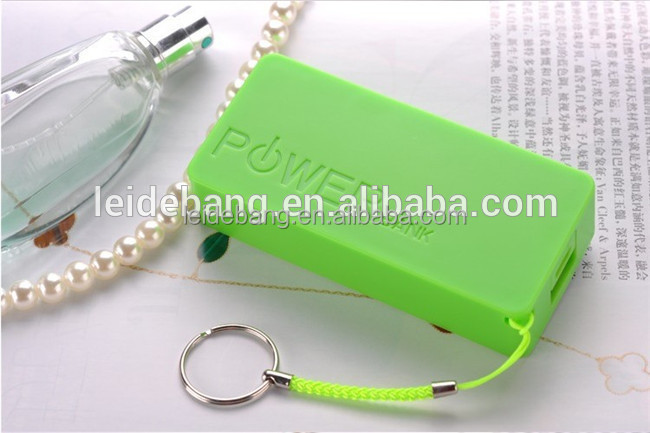 Wholesale external portable mobile phone charger 5200mah Grade A Battery