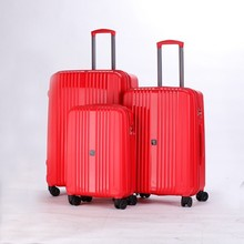 lightweight hard case trolley luggage bag carry on type luggage and suitcase