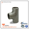 standard asme b16.9 carbon steel tee weight