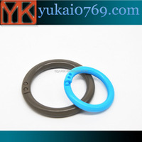 Yukai Plastic quick release ring buckle snap buckle clip