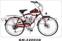 motor chopper bike