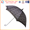 Double Layers Lady Black Maggi Lace Parasol Wholesale Price