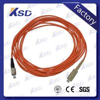 Fiber Optic Jumper Price List 9/125um Simplex Optical Fiber Patch Cord