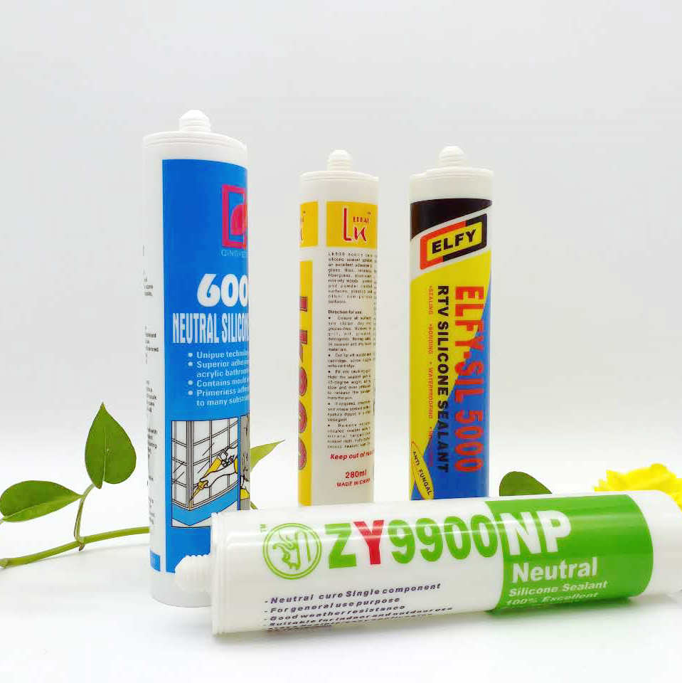 water-based excellent paintable acrylic silicone sealant