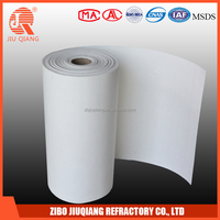heat insulation ceramic fiber wrap