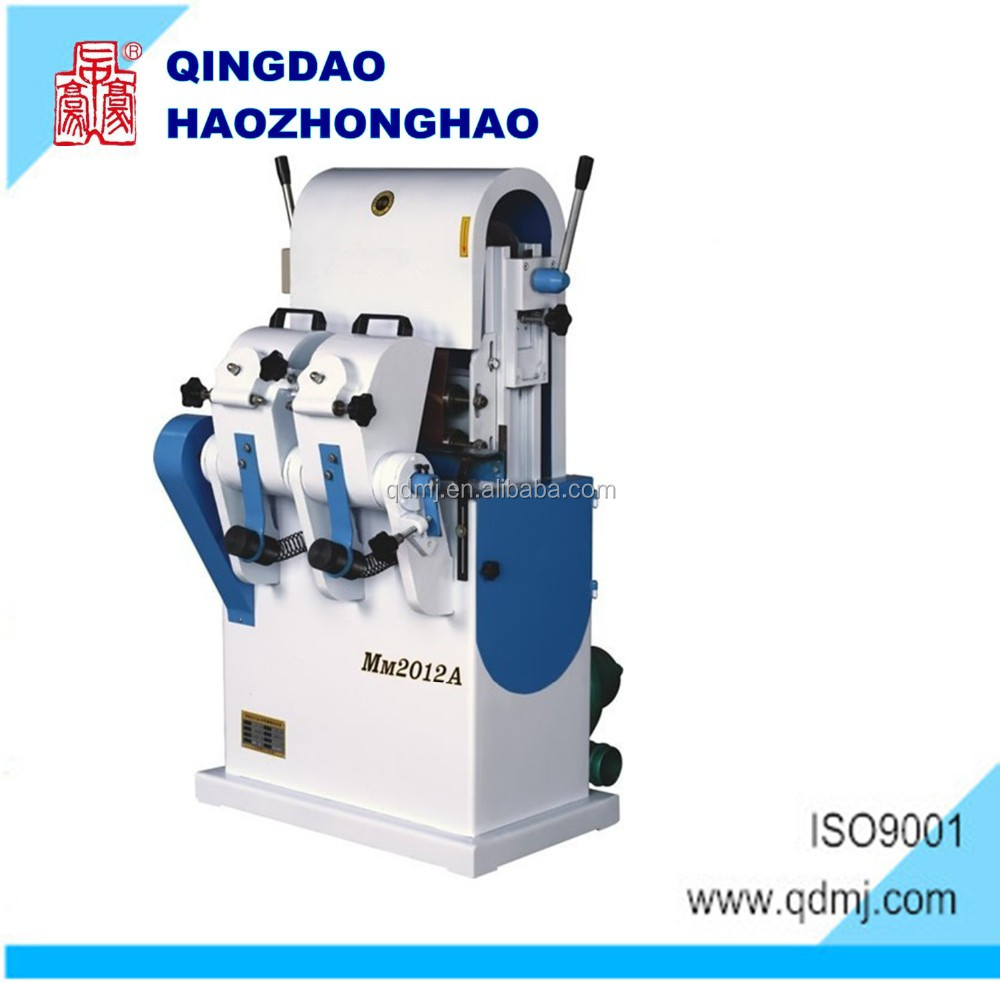MM2012A Double Belt Round Rod Sanding Machine