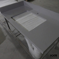 Top Quality Factory Price White Solid Surface Countertop