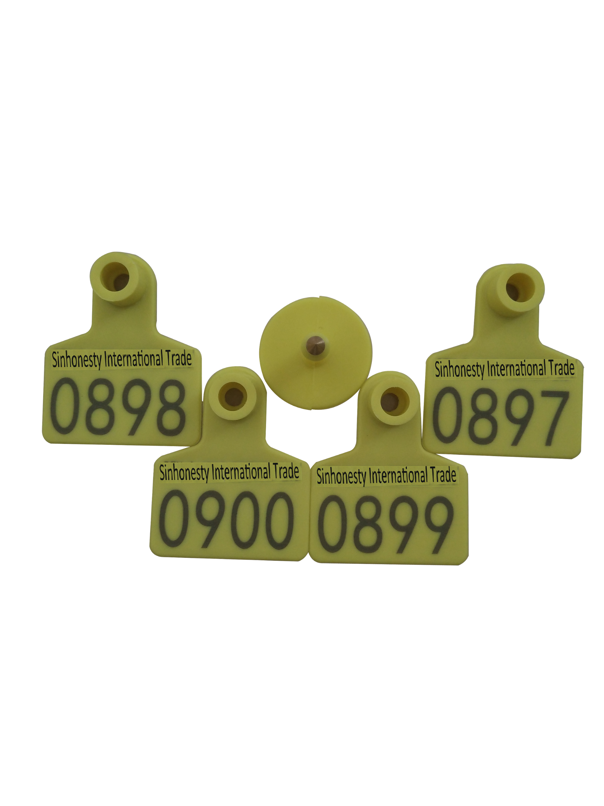 TPU Electronic Pig Ear Tag for Sale