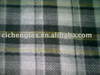 printed polar fleece fabric for garment workwear polar fleece scarf/soft works clothing, anti pilling polar fleece fabric