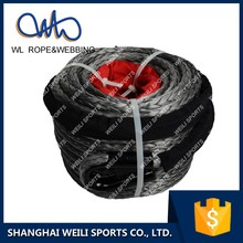 [WL ROPE] 4X4 accessories hand winch parts winch rope synthetic