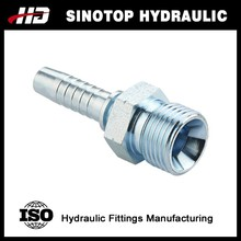 Hydraulic BSP Male Thread And Barbed Tube Fitting