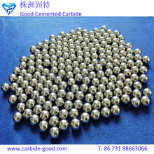 Top quality polished tungsten carbide ball grinding ball for ball bearing and milling