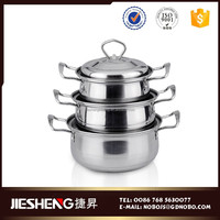 non-stick italian stainless steel cookware