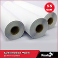 95gsm 100gsm sublimation paper for high speed printers inkjet printing
