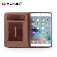 2016 trending products for ipad mini4 case ,leather case for ipad