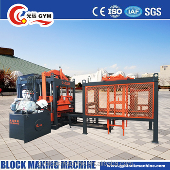 guangzhou QT8-15 concrete block machine line Sudan concrete block machine Sudan concrete block machine Sudan price