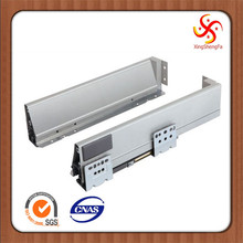 Silent Damping Soft Close Drawer Slide Box Runners, tandem box