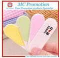 2016 cute mini baby nail file for promotion