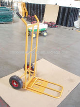 hand trolley /hand cart / push cart wheels for sale