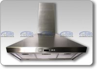wall mounted with led light automic remote control kitchen range hood