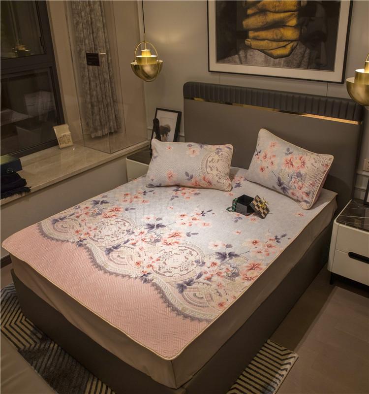 Waterproof Non-slip Thin Mattress Pad Modal Fabric Breathable Filling Thai Latex - Jozy Mattress | Jozy.net