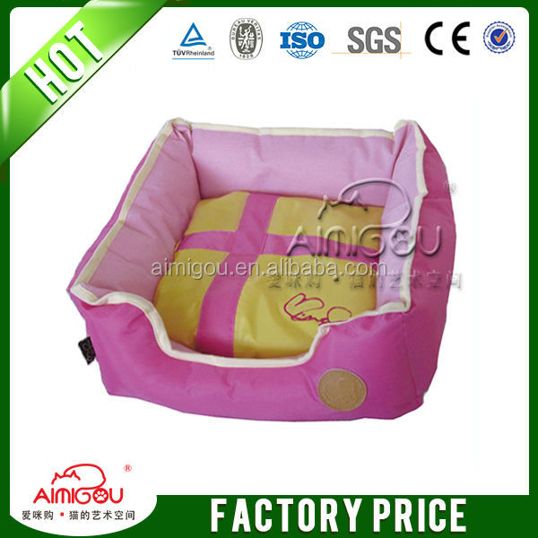 plush animal shaped pet bed factory,high quality plush animal shaped pet bed