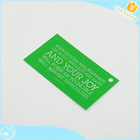 Get 100USD coupon thin printing paper card