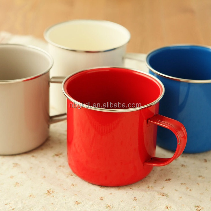 enamel drinkware water cup joyshakers from china
