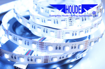 Top quality 5050 rgbw led strip for hotel lighting 5050rgbw