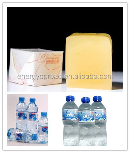 Hot Sale Glue for Paper label to Plastic bottle